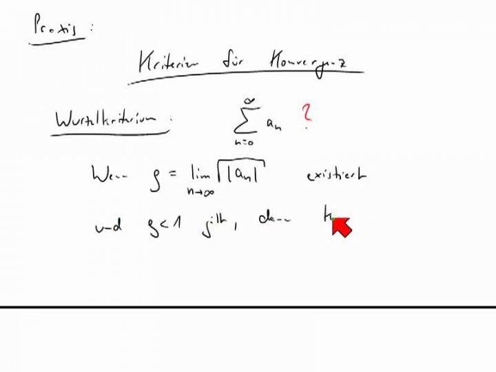 M2 2014-06-13 07 Quotienten- und Wurzelkriterium