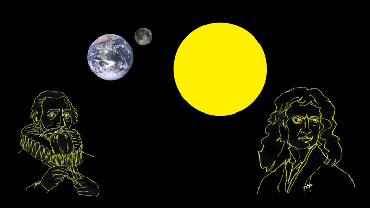 EM 2019-07-29 01 Kepler, Newton und das Dreikörperproblem