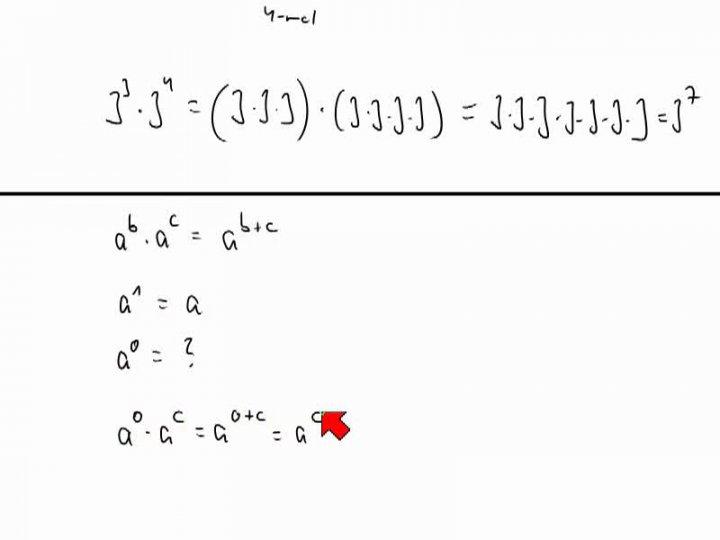 M1 2014-03-26 10 Potenzen und Logarithmen