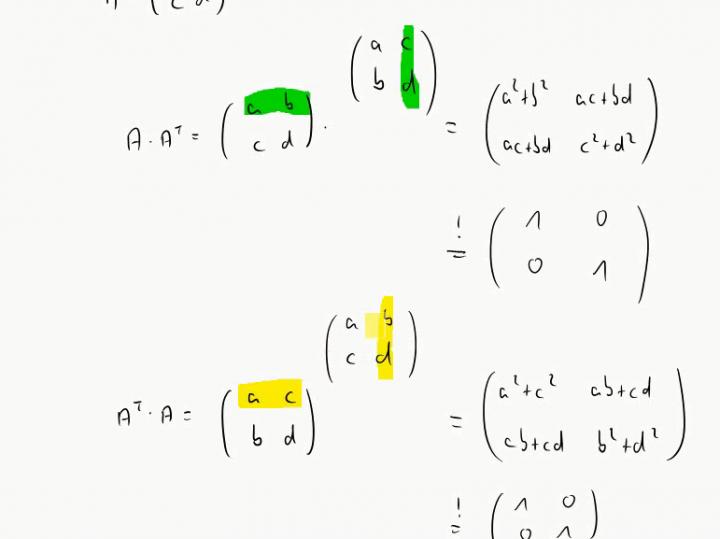 M2 2014-12-01 01 Orthogonale Abbildungen in der Ebene
