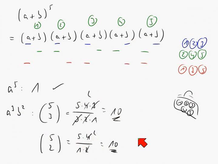 M1 2014-01-08 09 Allgemeine binomische Formel
