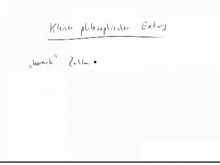M1 2014-10-06 05 Philosophischer Exkurs - normale Zahlen