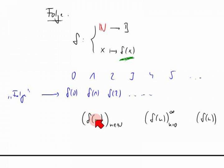 M1 2014-01-15 05 Folgen und rekursive Definitionen [ohne Ton]