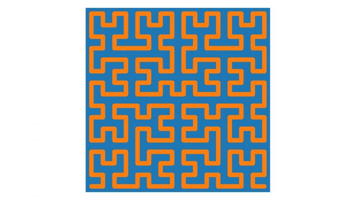 DG 2019-04-09 01 Die Hilbert-Kurve in JavaScript (p5.js)