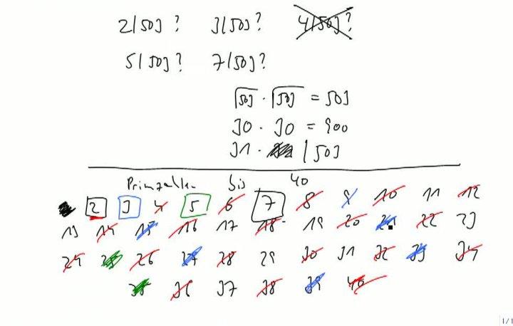 M2 2013-09-20 04 Sieb des Eratosthenes