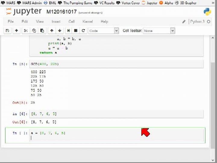M1 2016-10-17 08 Python - Iterieren durch Listen und Destrukturieren